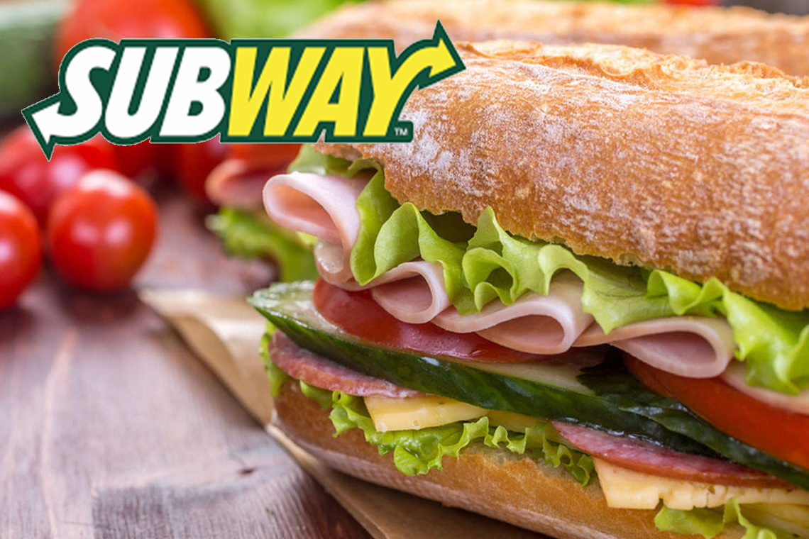 FREE 6 INCH SUB WITH THE PURCHASE OF A REGULAR