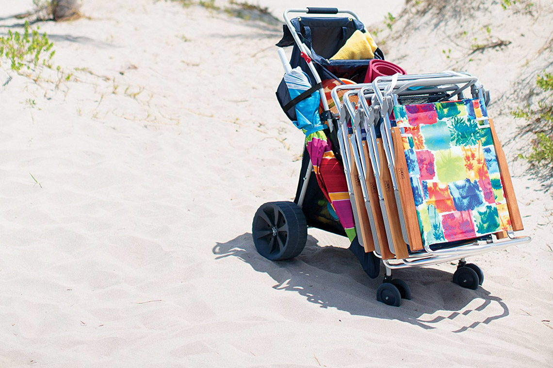 Best Beach Carts 2018